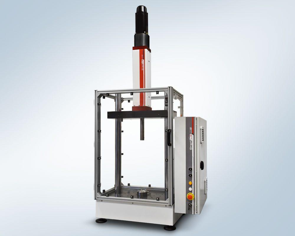 Custom testing machines - Step Lab