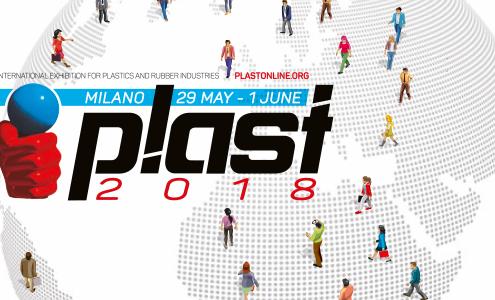 Partecipiamo alla Fiera Plast 2018